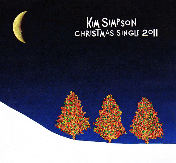 Kim Simpson - Christmas Single 2011